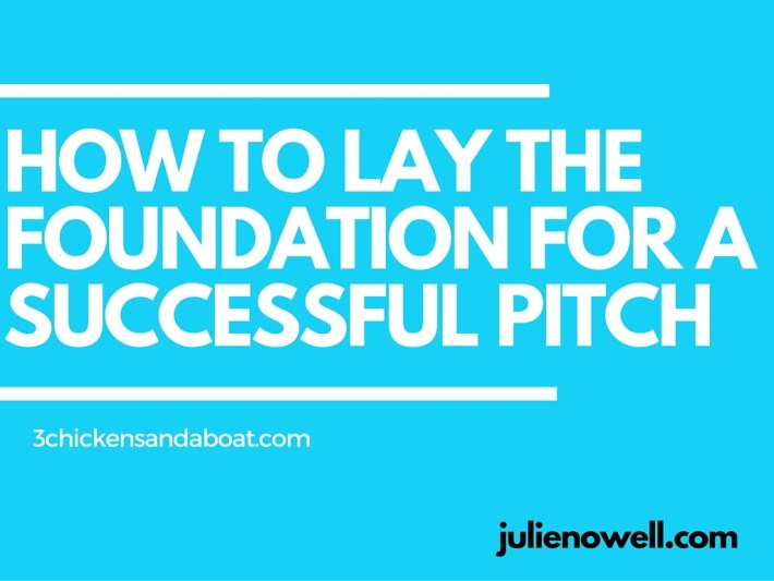 Bloggers: How to Lay the Foundation for a Successful Pitch